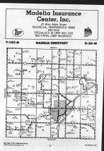 Map Image 022, Watonwan County 1989